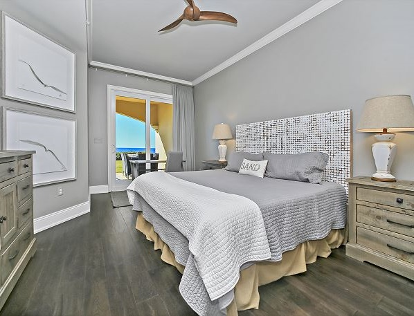 bedroom in adagio unit
