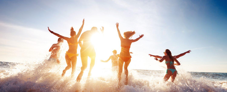 Multigenerational Family Beach Vacation