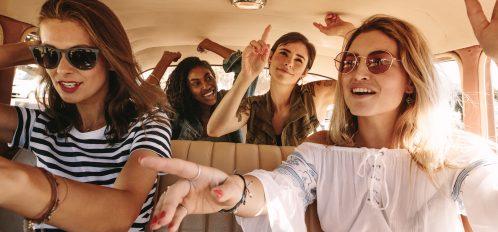 girls on a roadtrip | Nashville to Destin, FL